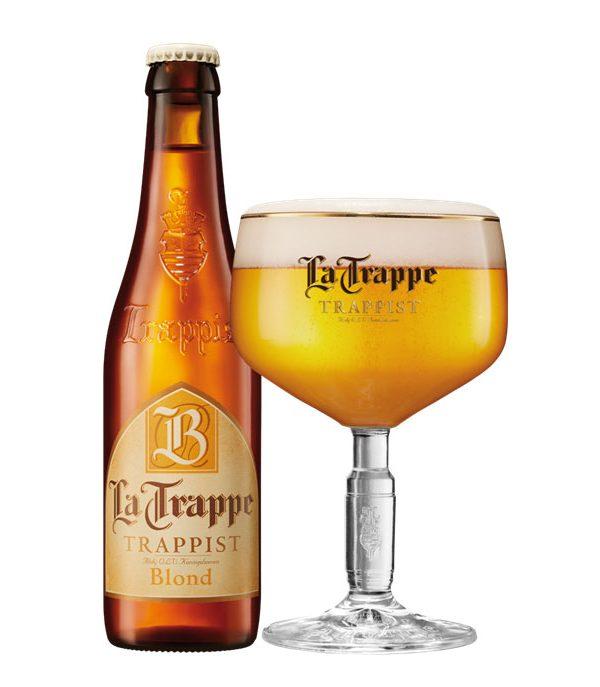 La Trappe Trappist Blond 33cl