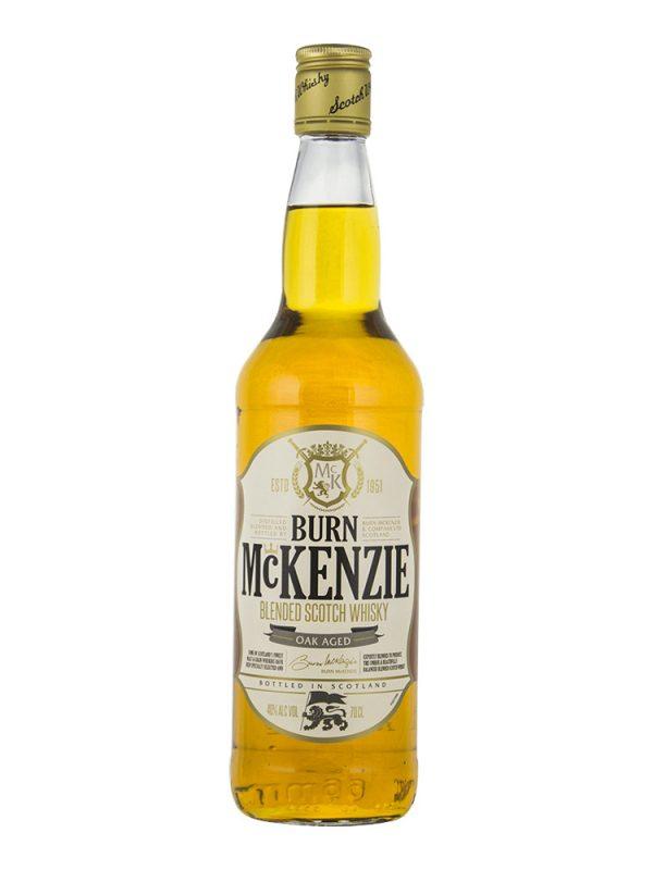 Burn Mc Kenzie