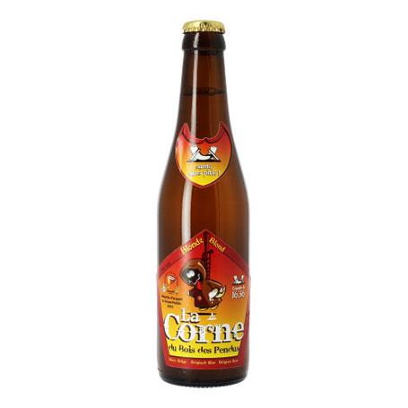 La Corne du Bois des Pendus Blonde 33cl