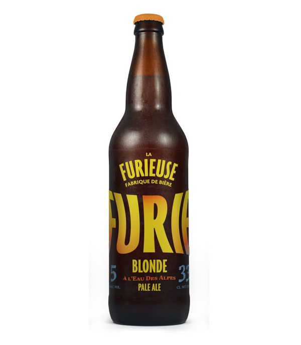 Furieuse Furie Blonde 33cl