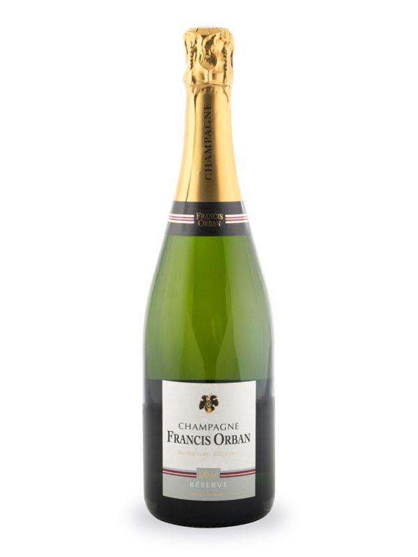 Champagne Orban Brut réserve magnum