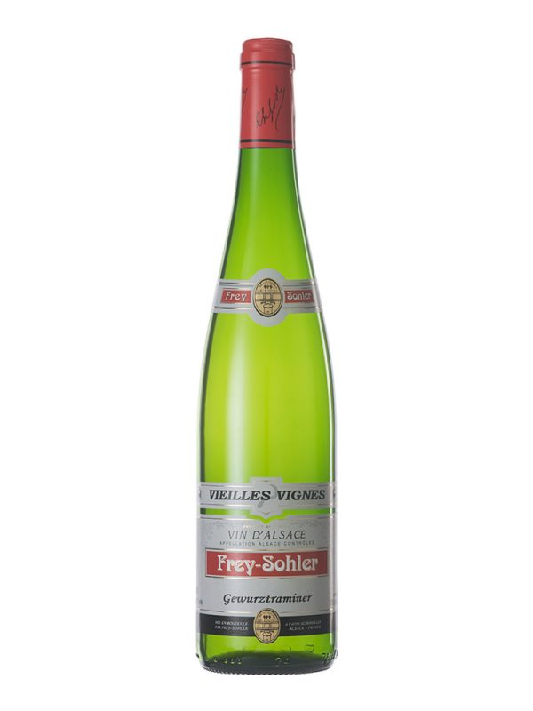 Gewurtraminer  Vieilles vignes Domaine Frey Solher