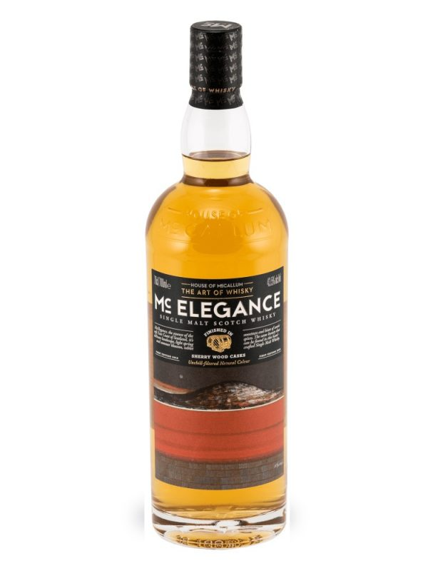 Mc Elegance Single Malt