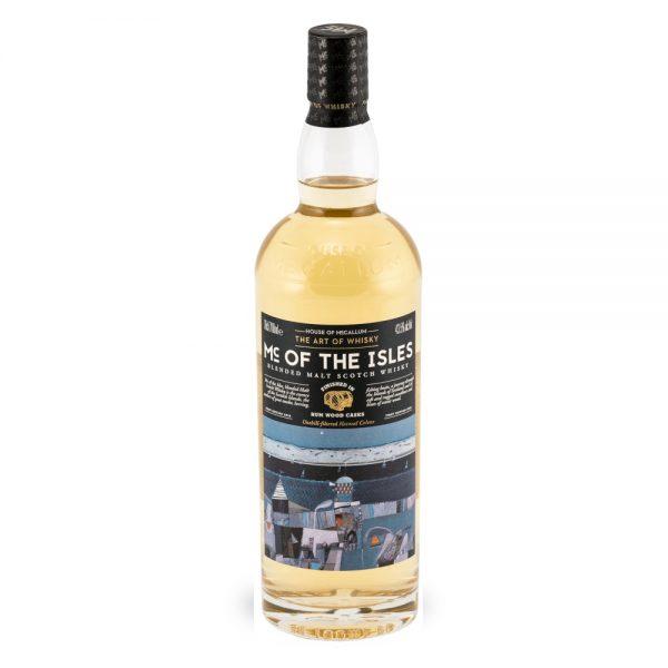 Mc of the Isles blended malt