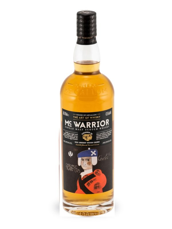 MC Warrior Single Malt