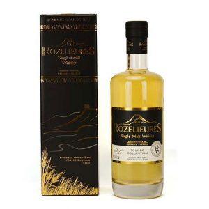 Whisky Rozelieures Tourbé