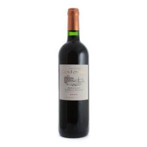 Clos Fontaine Côtes de Bordeaux -Franc