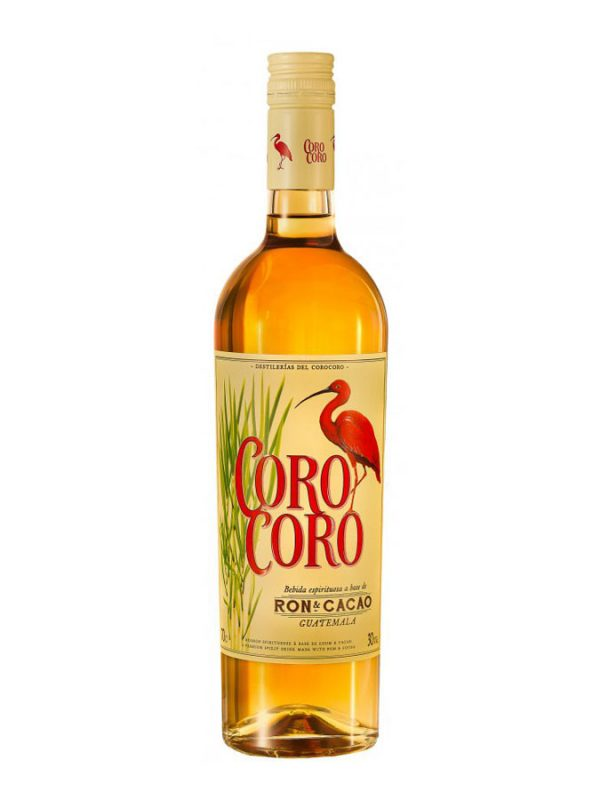 Spiced Coro Coro