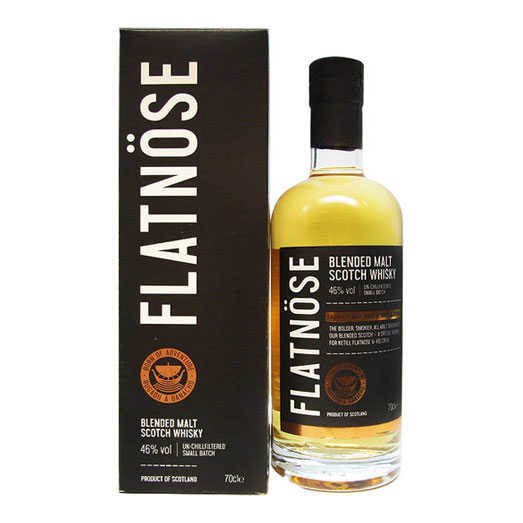 Flatnose Blended Malt 70cl