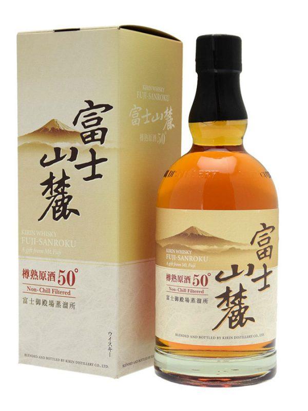 Kirin Whisky Fuji Sanroku