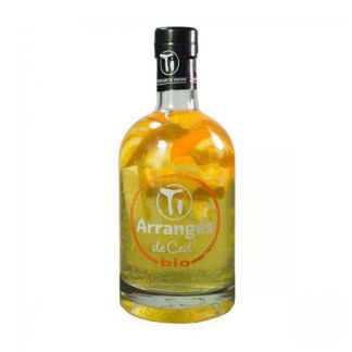 Rhum arrangé Ti ced Orange Citron Bio