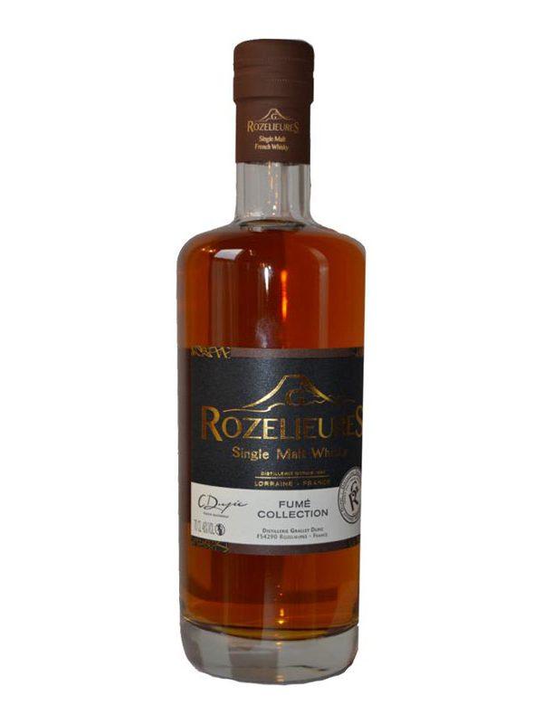 Whisky Rozelieures Fumé
