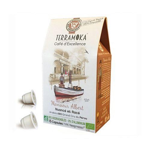 Café Albert Terramoka capsules