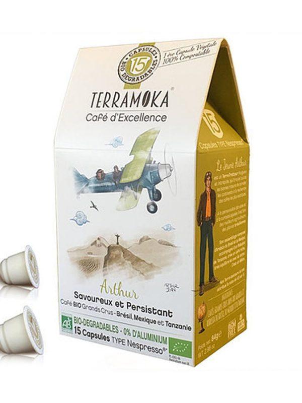 Café Arthur Terramoka capsules