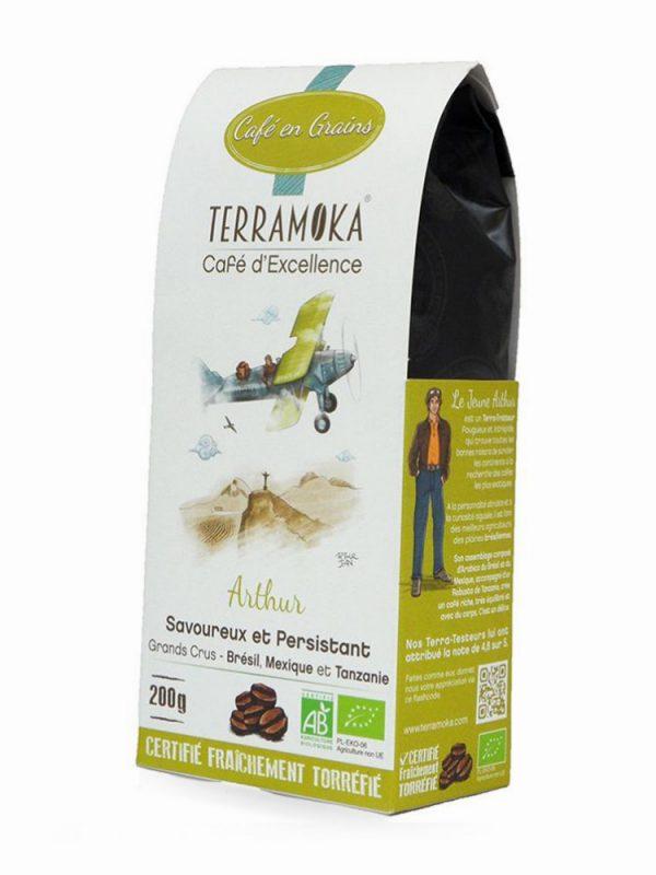 Café Terramoka arthur grains