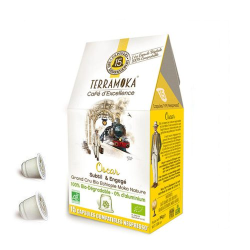 Café oscar Terramoka capsules