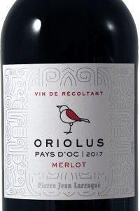Oriolus Pays d'Oc Merlot