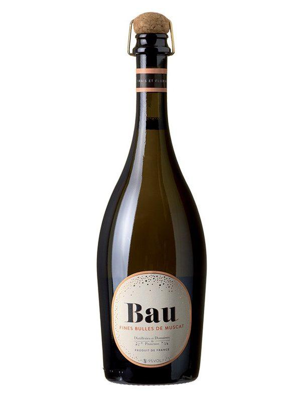 Muscat Bau Frizzant (Blanc ou Rosé)