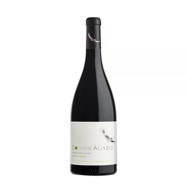 Agly bio vieilles vignes côtes du Roussillon AOP