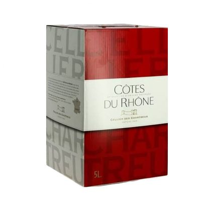 Bib 10 L Côtes du Rhône Cellier des chartreux