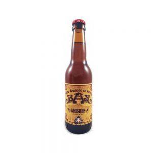Bière B-A-S ambrée 33 cl