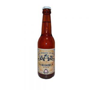 Bière B-A-S blanche 33 cl
