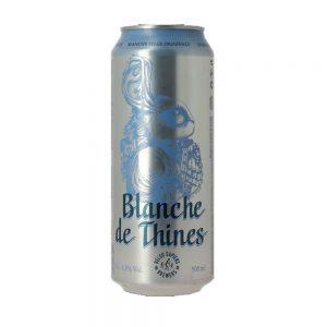 Bière la Blanche de Thines