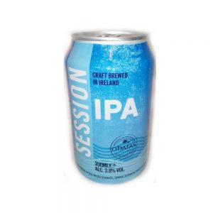 Bière session Ipa O'Hara's
