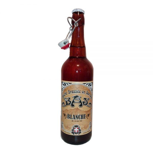 Bière B-A-S blanche 75cl