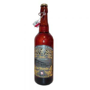 Bière B-A-S blonde 75cl