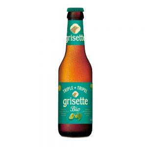Bière Grisette triple bio sans gluten