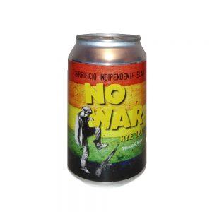 Bière No war rye IPA 33 cl