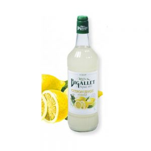 Sirop Bigallet Citron Jinot 100 cl