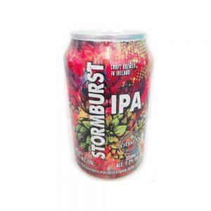 Bière Stormburst IPA O'hara's