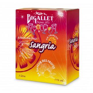 Bib 3 L Sangria Bigallet