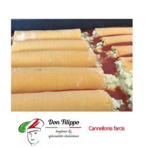 Cannelloni Ricotta Courgette 2 pièces