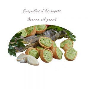 24 Escargots surgelés en croquille – Recette à la Bourguignonne
