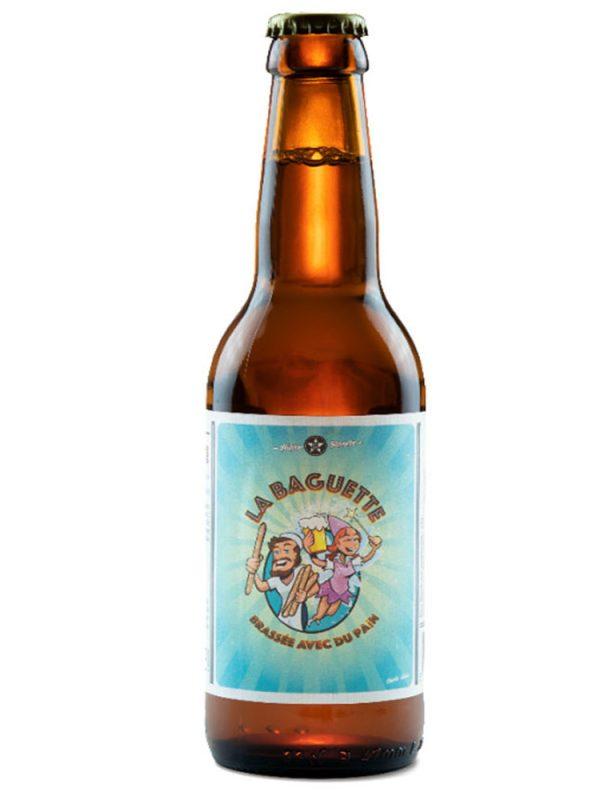 Bière La baguette 75 cl
