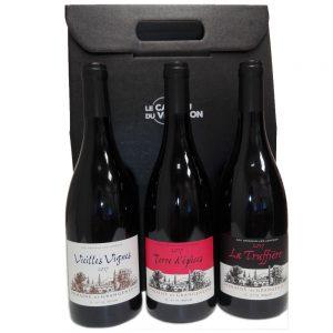 Coffret 3 bouteilles Domaine Grangeneuve