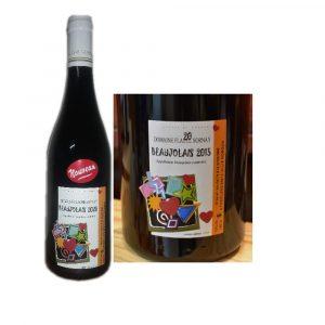 Beaujolais Nouveau Flache Sornay vendu à partir du 19/11/2020