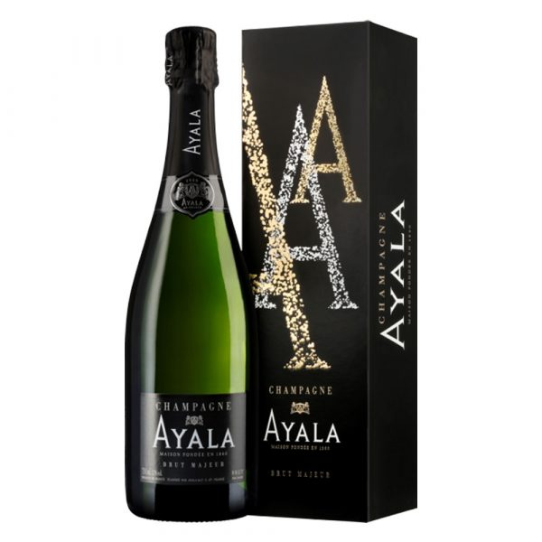 Ayala champagne Brut majeur