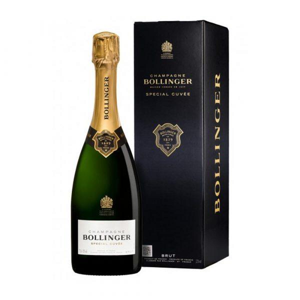 Bollinger champagne Brut édition spéciale 007