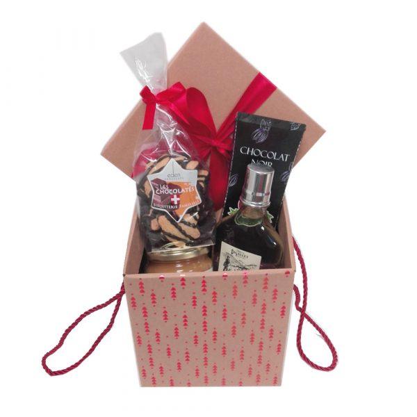 Boite cadeau «remède du caveau»