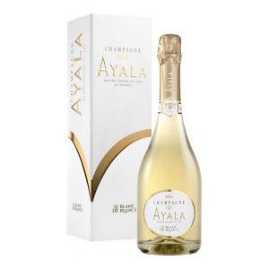Ayala champagne Brut blanc de blancs 2014