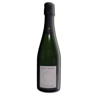 Champagne Huré invitation