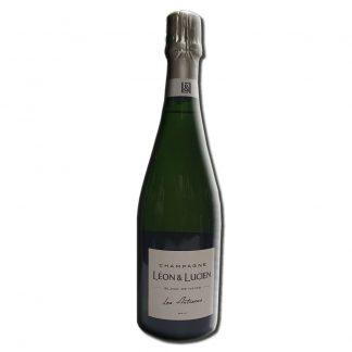 Champagne Léon et Lucien «les artisans» Blanc de Noirs